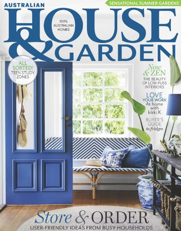 House and Garden – 100% Australian Homes