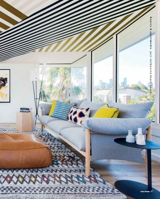 interior design project by Allexander Pollock - HOME DESIGN - The Annual Collector's Issue