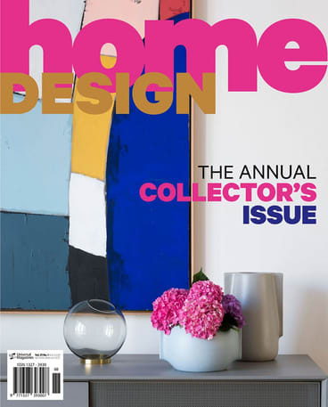 HOME DESIGN - The Annual Collector's Issue