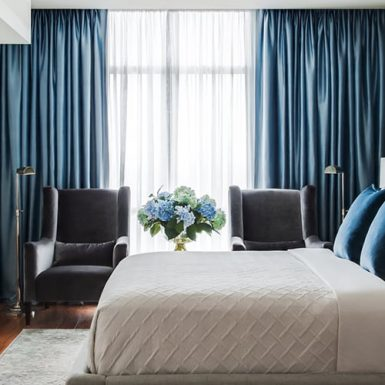 Interior Design Southbank Penthouse