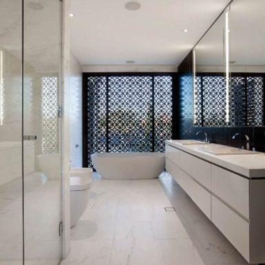 Interior Decoration South Yarra Penthouse