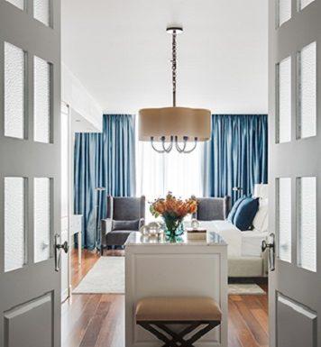 Southbank Penthouse interior decor