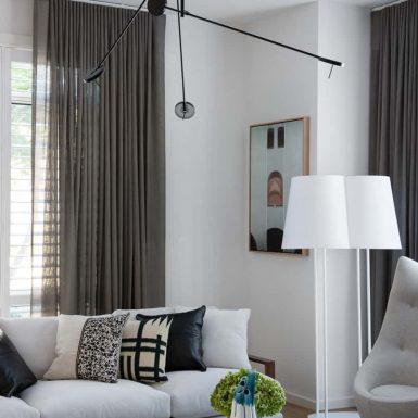 Interior Design Port Melbourne Beach House