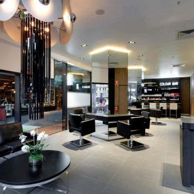 The K Salon interior decor