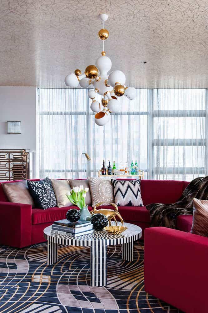 southbank penthouse. Black Bedroom Furniture Sets. Home Design Ideas