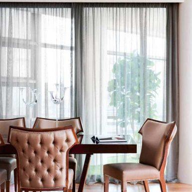 Interior Decoration Southbank Penthouse