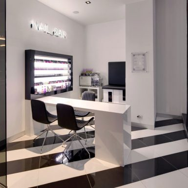 The K Salon design