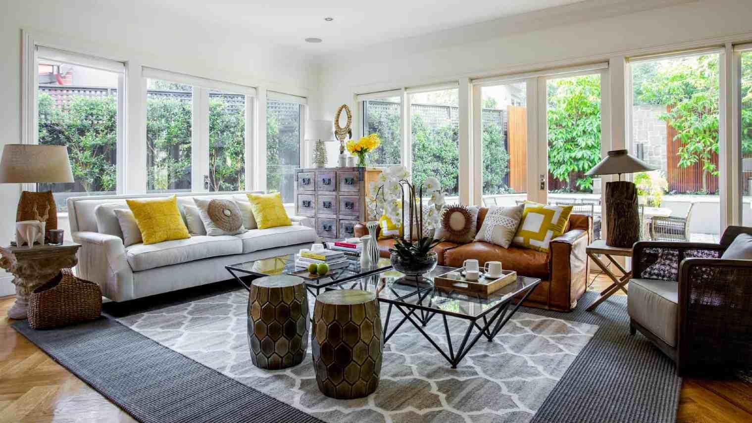 Canterbury interior design