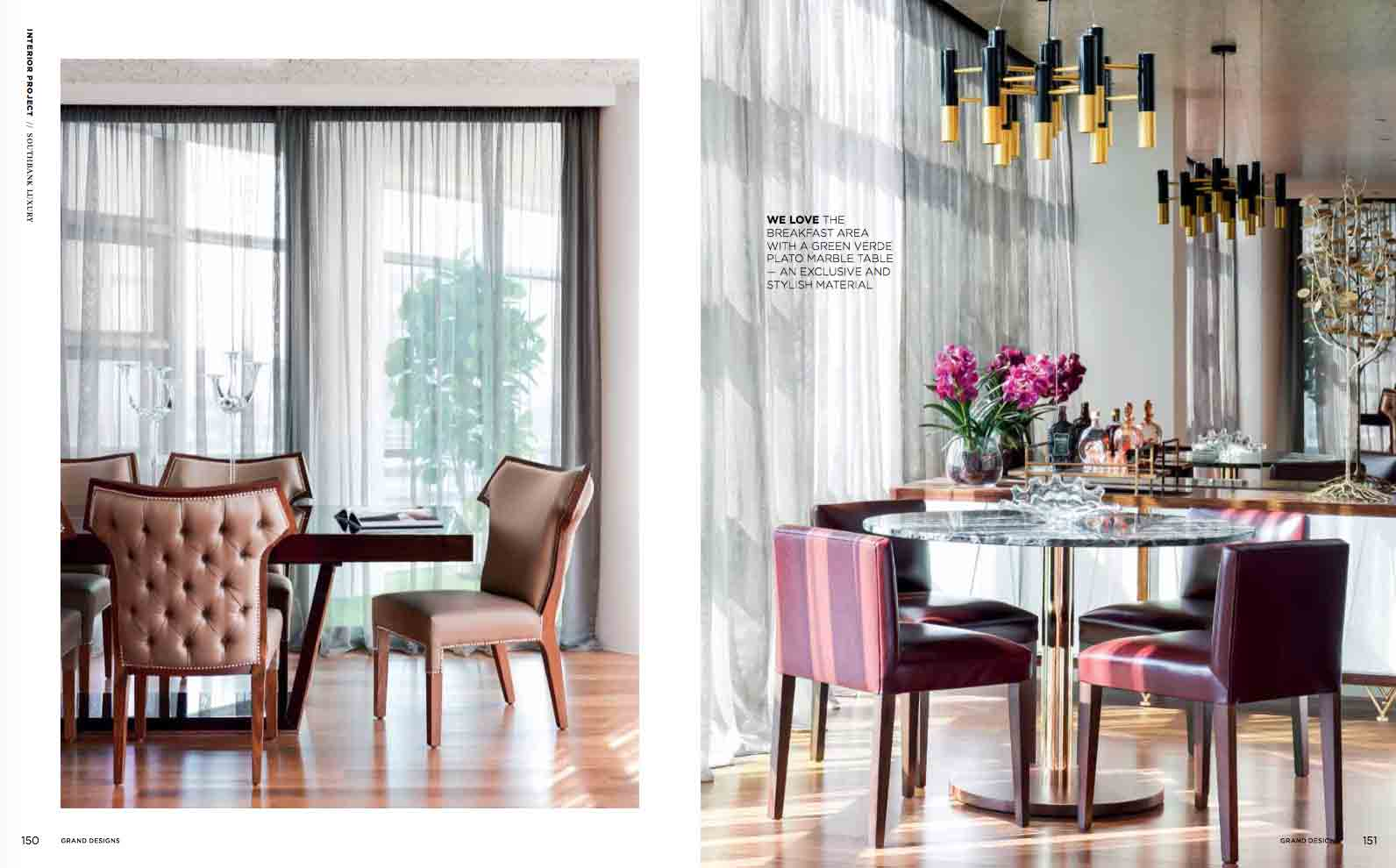 alexander pollock in grand designs australia issue 5 4. Black Bedroom Furniture Sets. Home Design Ideas