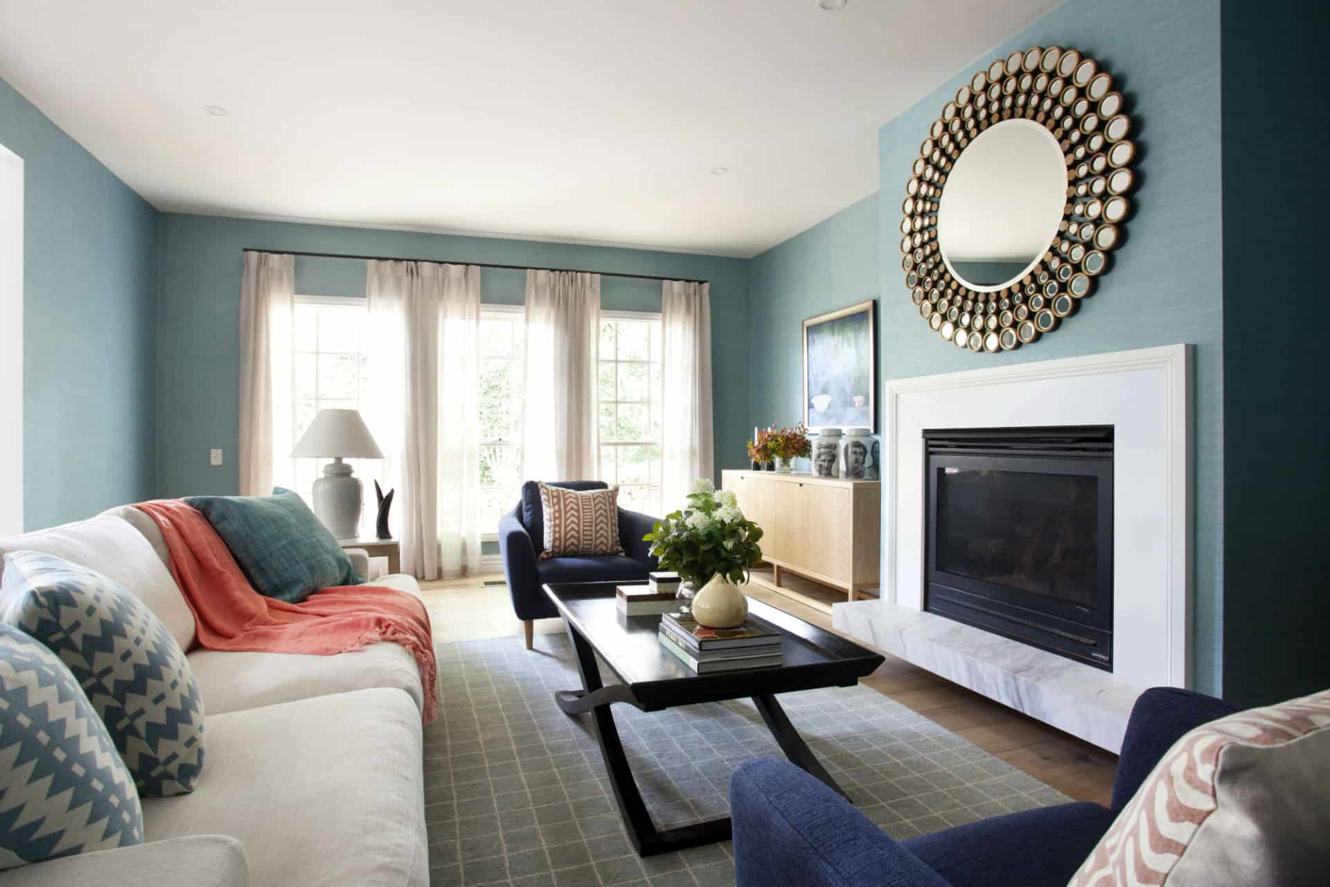 Hawthorn interior design