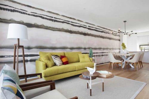 Kensington interior design