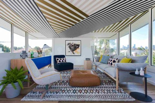 Port Melbourne Beach House interior design