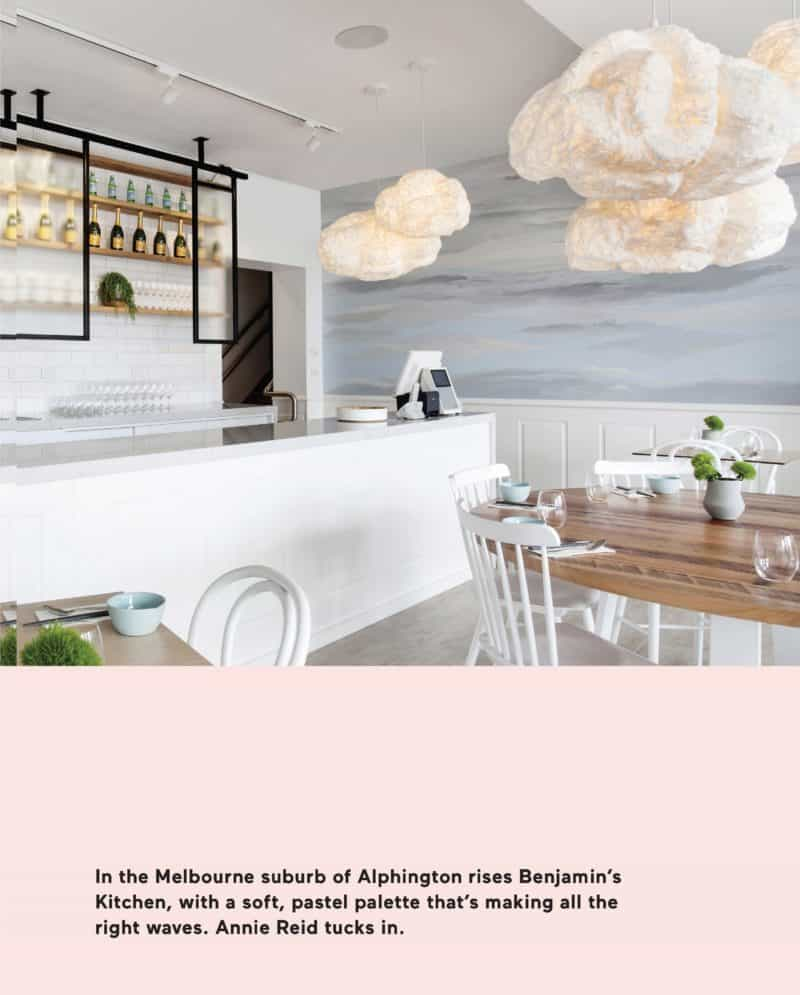 Benjamin's Kitchen Project