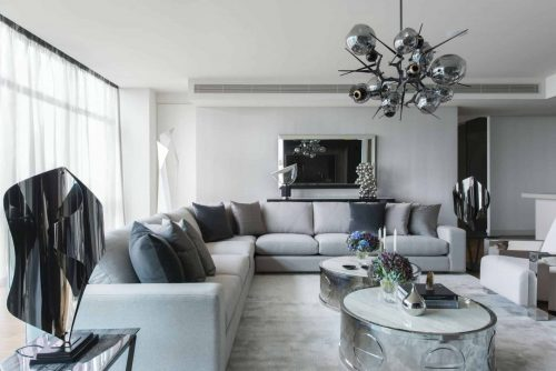South Yarra Pied a Terre Design