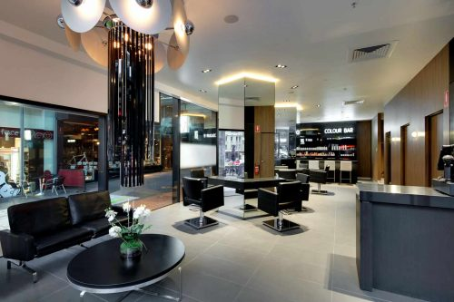 The K Salon Interior Design