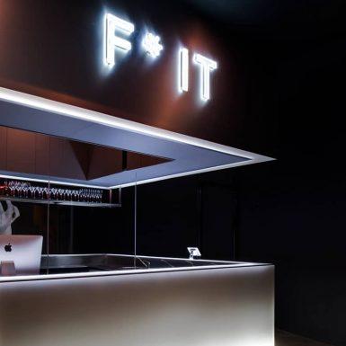 F*IT Gym Interior Design