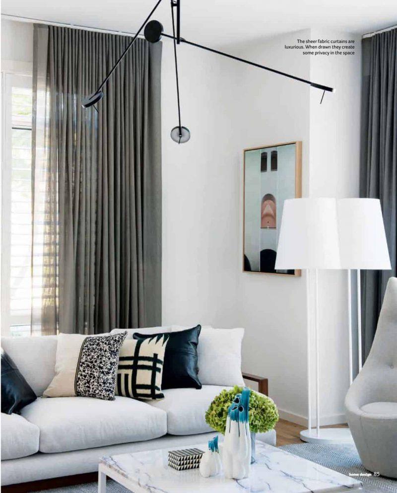 interior design project by Allexander Pollock