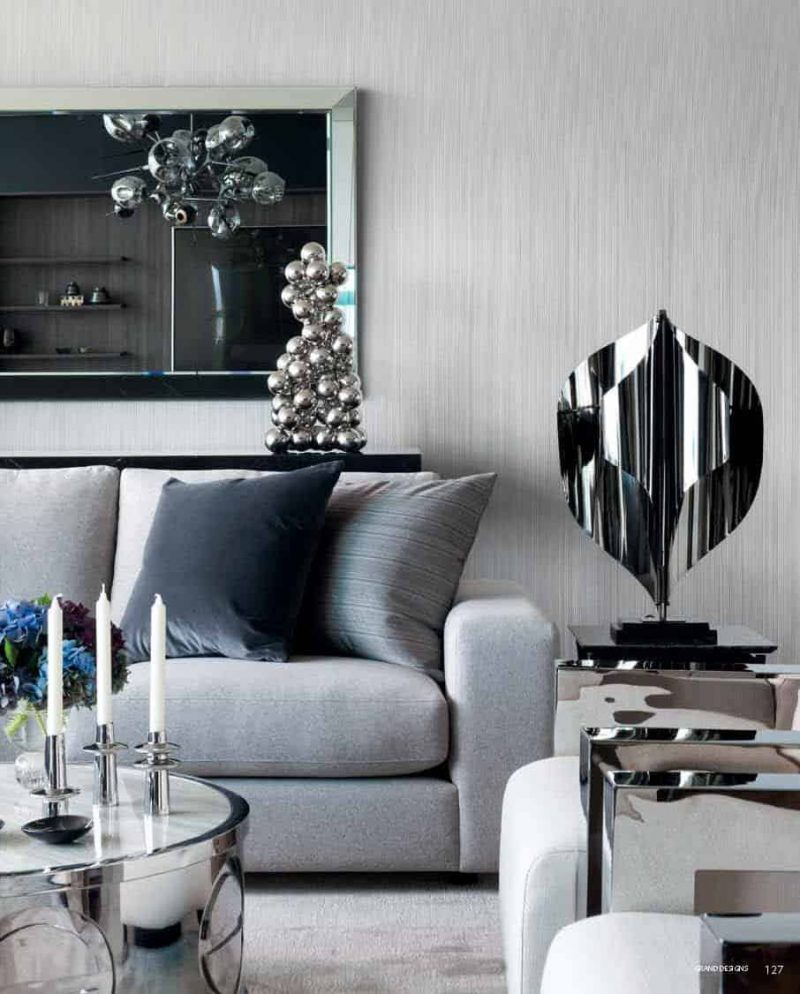 interior decorator Allexander Pollock